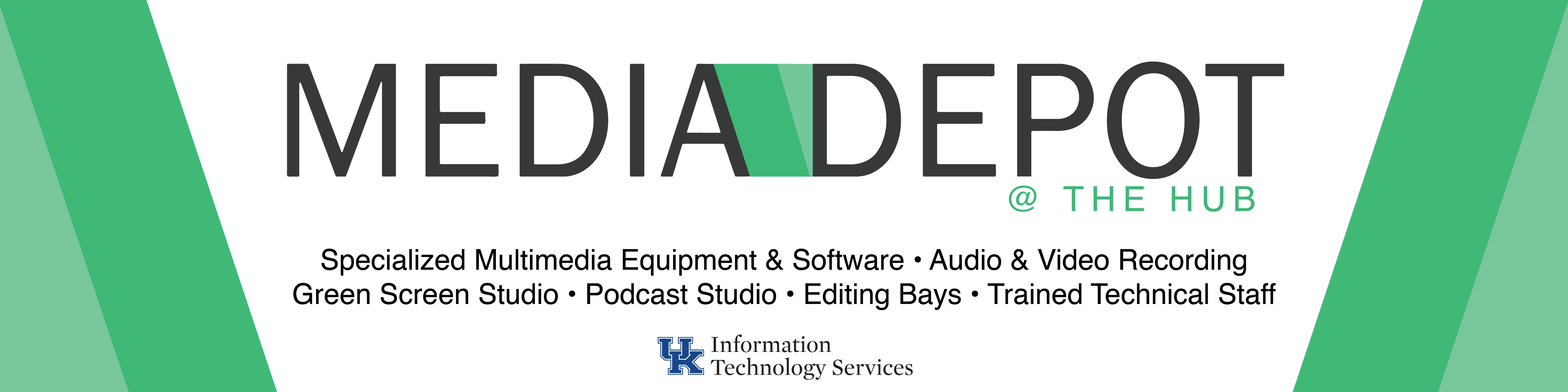 Media Depot Logo